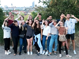 How to become a volunteer in Leipzig
